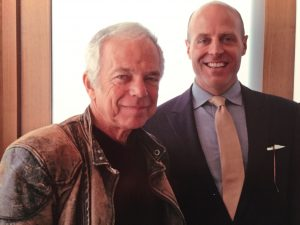 Tim Tattersall with Ralph Lauren