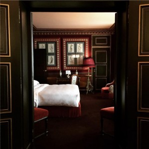 Hotel Costes Bedroom